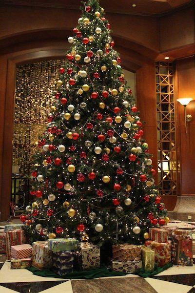 Christmas Decor Interior Design Kansas City